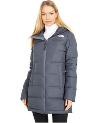 The North Face Gotham Down Parka - Gray