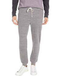 Threads For Thought Tri-blend Fleece Sweatpants - Gray