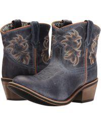 Laredo - Sapphrye (navy) Cowboy Boots - Lyst
