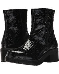 Love Moschino - Short Rain Boots - Lyst