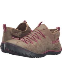 Jambu - Spirit-vegan (saddle/sangria) Women's Lace Up Casual Shoes - Lyst