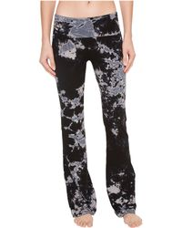 Hard Tail - Rolldown Bootleg Flare Pants (two Color Iceberg) Women's Casual Pants - Lyst