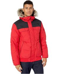 The North Face Gotham Jacket Iii - Red
