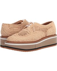 Clergerie Birdie Shoes - Natural