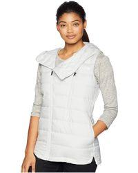 The North Face - Niche Vest (tin Grey) Women's Vest - Lyst