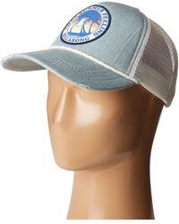 Billabong - Radical Dude Trucker Hat - Lyst