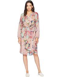 Tolani - Zaraina Tunic Dress (botanic) Women's Dress - Lyst