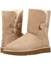 UGG - Bailey Button Ii (port) Women's Boots - Lyst