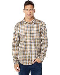 Madewell Perfect Shirt Double Cloth - Metallic