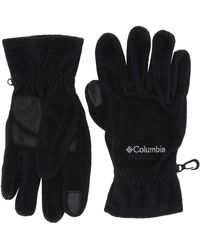 Columbia Thermarator Gloves - Black