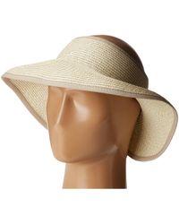 San Diego Hat Company Ubv002 Sun Hat Visor - Natural