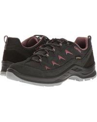 Lowa - Levante Gtx Lo (graphite/jade) Women's Shoes - Lyst