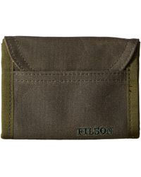 Filson Smokejumper Wallet - Green