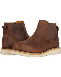 Carhartt Wedge 5 Chelsea Boot Soft Toe - Brown
