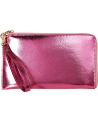 Ban.do Getaway Travel Wallet - Pink