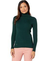 Lauren by Ralph Lauren Turtleneck Sweater - Green