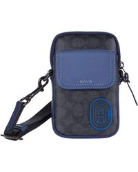 COACH Pacer Convertible Pouch - Gray