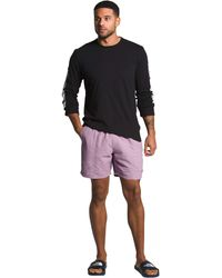 The North Face Class V 5 Pull-on Trunks - Purple