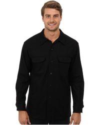 Pendleton - L/s Board Shirt (blue/grey Ombre 1) Men's Long Sleeve Button Up - Lyst