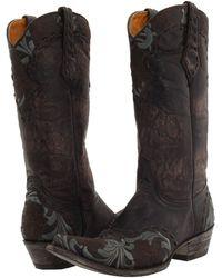 Old Gringo - Erin 13 (bone) Cowboy Boots - Lyst