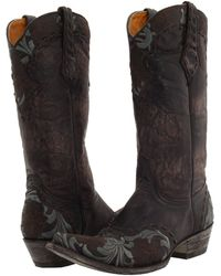 Old Gringo - Erin 13 (chocolate) Cowboy Boots - Lyst