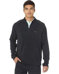 Oakley Range 1/2 Zip Pullover 2.0 - Black