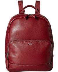 Knomo - Mayfair Luxe Mini Mount Backpack (black) Backpack Bags - Lyst