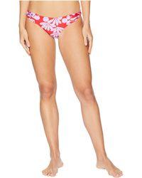 Trina Turk - Bali Blossoms Twist Side Hipster Bottom (midnight) Women's Swimwear - Lyst