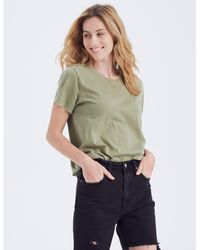 Abercrombie & Fitch Short-sleeve Relaxed Tee - Green