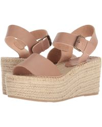 Soludos - Minorca High Platform (nude) Women's Shoes - Lyst