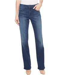 NYDJ - Marilyn Straight In Lark (lark) Women's Jeans - Lyst