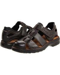 Josef Seibel Jeremy Hook And Loop Shoes - Brown