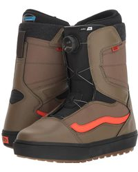 8c247ebe95a Vans - Auratm Og  18 (burgundy gum) Men s Snow Shoes - Lyst