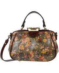 Patricia Nash Antica Frame Handbags - Green