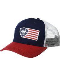 Men's Ariat Hats - Lyst
