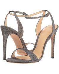 Alexandre Birman - Santine (golden Leather) High Heels - Lyst