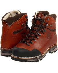 Zamberlan - Tofane Nw Gt Rr (waxed Brick) Men's Boots - Lyst