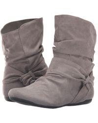 Report - Evalynn (grey) Women's Shoes - Lyst