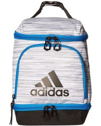 f50cb011d865 Lyst - Adidas Excel Lunch Bag (onix Jersey black) Bags in Blue for Men
