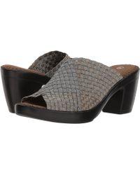 Bernie Mev - Sun Texas (black) Women's 1-2 Inch Heel Shoes - Lyst