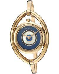 Tory Burch - Evil Eye Bangle Watch Watches - Lyst