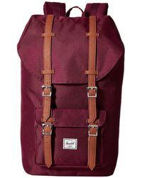 Herschel Supply Co. Little America Backpack - Red