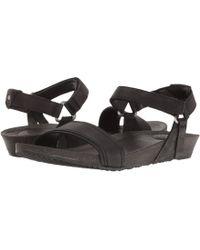 Teva - Ysidro Stitch Sandal (brown) Women's Sandals - Lyst