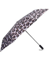 Kate Spade Travel Umbrella - White
