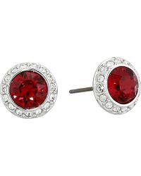 Swarovski - Angelic Pierced Earrings (white 1) Earring - Lyst