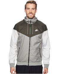 Nike Nsw Windrunner - Gray