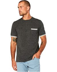 Threads For Thought Tri-blend Pocket Tee - Black
