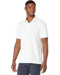 Linksoul Ls1309 - Organic Cotton/recycled Poly Polo Clothing - White