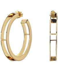Miansai Opus Earrings - Metallic