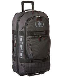 Ogio Terminal (black Pindot) Bags